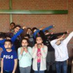 Kids workshop @ B.S Vincent van Gogh