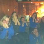 De dames van Scouting St. Martinus, Beek.